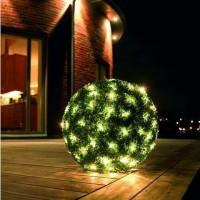 Nowoczesne oświetlenie także w ogrodzie