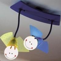 Zabawy ze światłem w pokoju dla dziecka