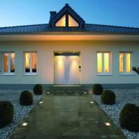 Czy oświetlenie zewnętrznej części domu jest konieczne?