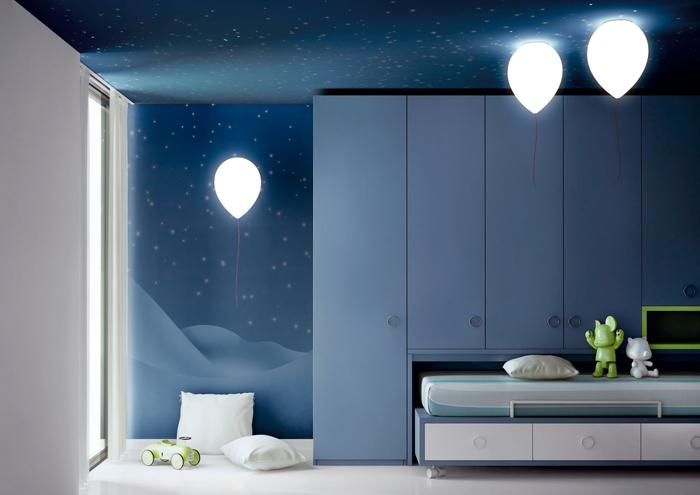 93b372a5 Bajkowe lampy w pokoju dziecka   Oświetlenie domu - blog o oświetleniu